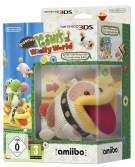 Poochy and Yoshis Woolly World Amiibo Bundle 3ds