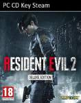 Resident Evil 2 Remake Deluxe Edition ключ