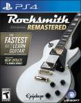 RockSmith 2014 Remastered Edition Кабель ps4