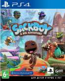Sackboy A Big Adventure ps4