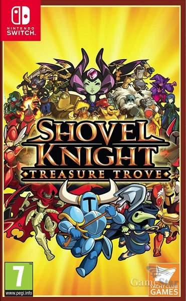 Shovel Knight Treasure Trove Switch