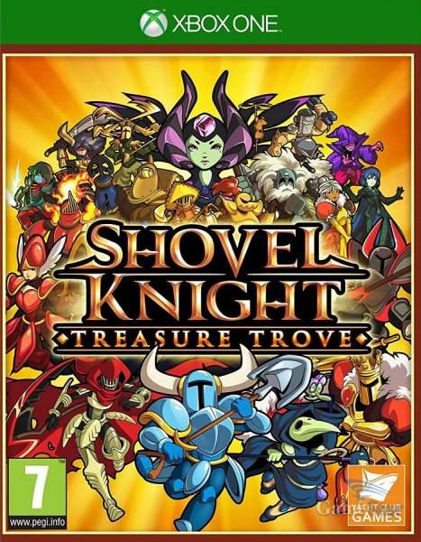 Shovel Knight Treasure Trove Xbox One