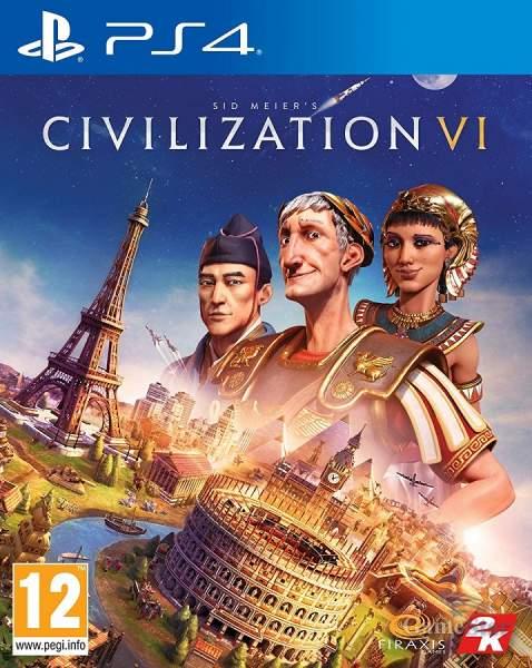 Sid Meiers Civilization 6 ps4