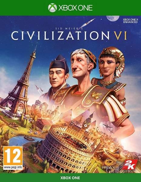 Sid Meiers Civilization 6 Xbox One