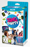 Sing Party and Wired Microphone Wii U