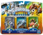 Skylanders Giants Dragonfire Cannon Battle Pack Chop Chop Cannon Shroomboom Series 2 1 1