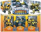 Skylanders Giants Legendary Pack Ignitor Slam Bam Jet-Vac