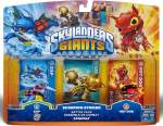 Skylanders Giants Scorpion Striker Battle Pack Zap Catapult Hot Dog Series 2 1 1