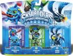 Skylanders Spyros Adventure Wrecking Ball Stealth Elf Sonic Boom