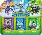 Skylanders Swap Force Mega Ram Spyro Blizzard Chill Zoo Lou Series 3 2 1