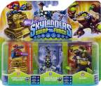 Skylanders Swap Force Twin Blade Chop Chop Heavy Duty Sprocket Scorp Series 3 2 1