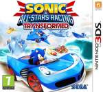 Sonic All-Star Racing Transformed 3ds