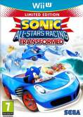 Sonic All-Star Racing Transformed Limited Edition Wii U