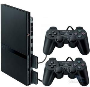 Sony PlayStation 2 + Джойстик DualShock 2 ps2