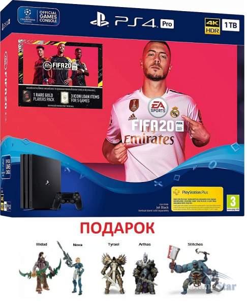 Sony PlayStation 4 Pro 1TB Bundle FIFA 20 ps4