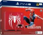 Sony PlayStation 4 Pro 1TB Limited Edition Bundle Marvel Spider-Man ps4