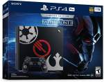 Sony PlayStation 4 Pro 1TB Limited Edition Bundle Star Wars Battlefront 2 ps4