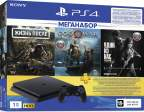 Sony PlayStation 4 Slim 1TB Bundle Days Gone Одни из нас Remastered God of War ps4
