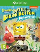 Spongebob Squarepants Battle for Bikini Bottom Rehydrated Xbox One