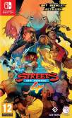 Streets Of Rage 4 Switch