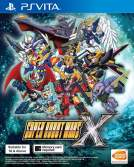 Super Robot Wars X ps vita