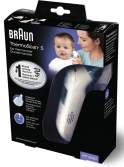 Термометр ушной BRAUN ThermoScan 5 IRT 6020
