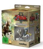 The Legend of Zelda Twilight Princess HD Wolf Link Amiibo Bundle Wii U