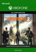 Tom Clancys The Division 2 Xbox One ключ