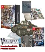 Valkyria Chronicles 4 Collectors Memoirs Edition Switch