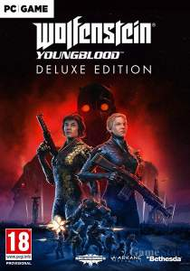Wolfenstein Youngblood Deluxe Edition ключ