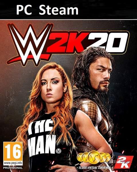 WWE 2K20 ключ