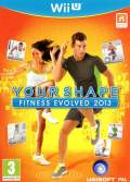 Your Shape Fitness Evolved 2013 Wii U