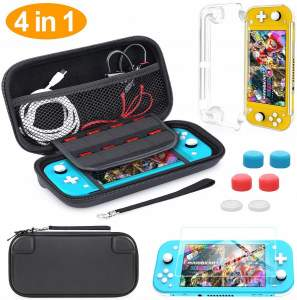 Защитный набор HEYSTOP Accessories Kit Nintendo Switch Lite