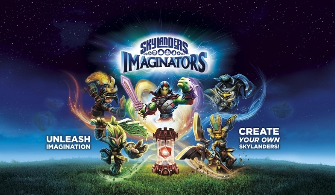Skylanders Imaginators персонажи