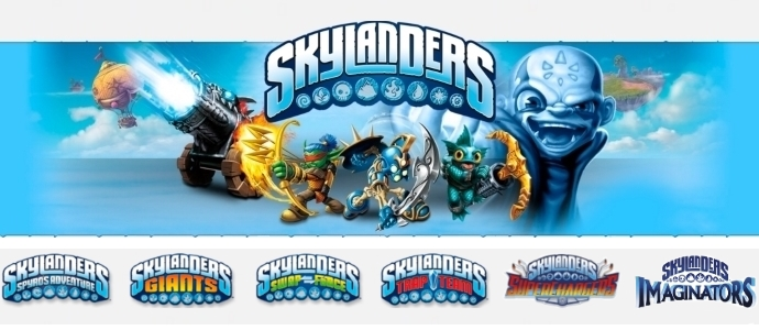 Skylanders Стартовые наборы Spyros Adventure, Giants, Swap Force, Trap Team, Superchargers, Imaginators