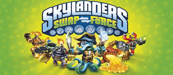 Skylanders Swap Force Персонажи